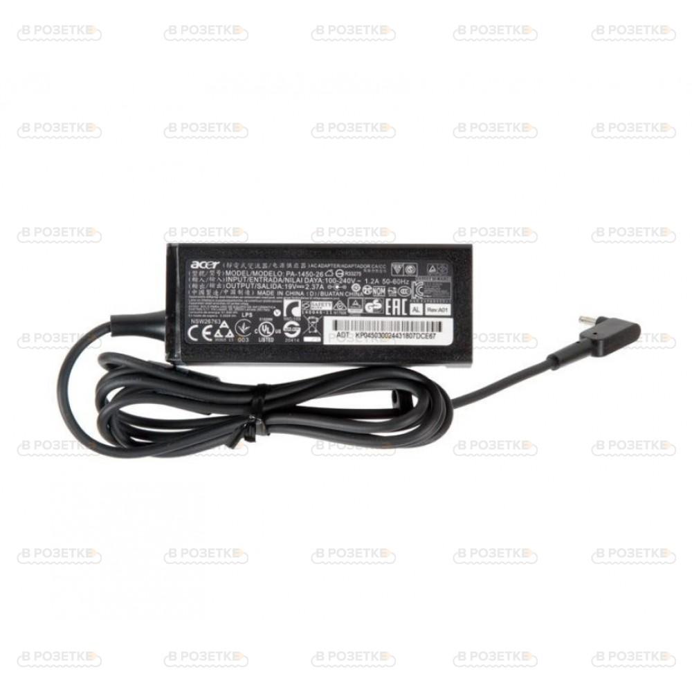 Блок питания для ноутбука Acer 19V 2.37A 45W (3.0x1.1)