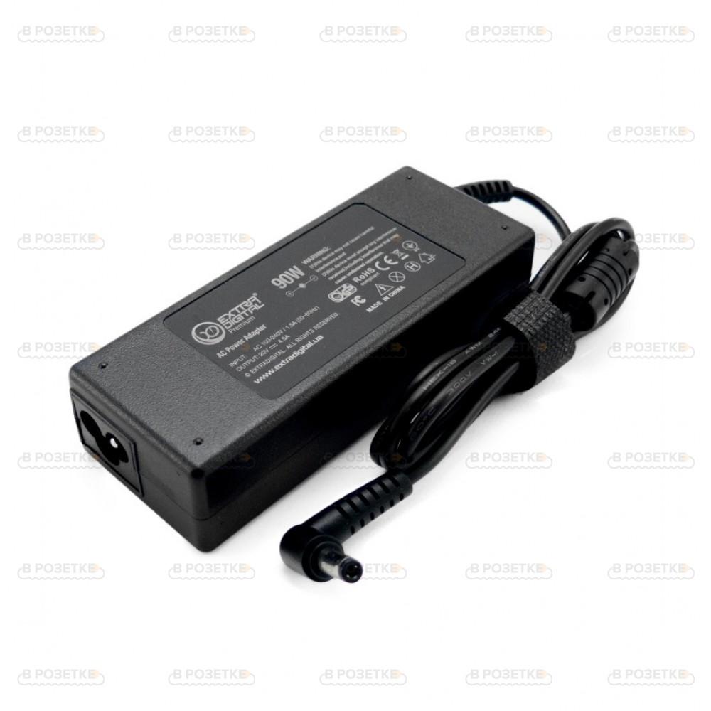 Зарядное устройство для ноутбука Fujitsu-Siemens 20V 4.5A 90W (5.5x2.5)