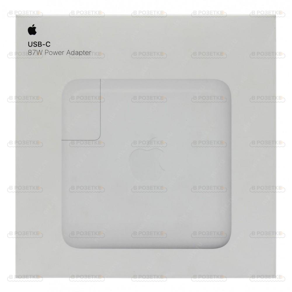 Блок питания для ноутбука Apple MacBook USB Type-C 87W