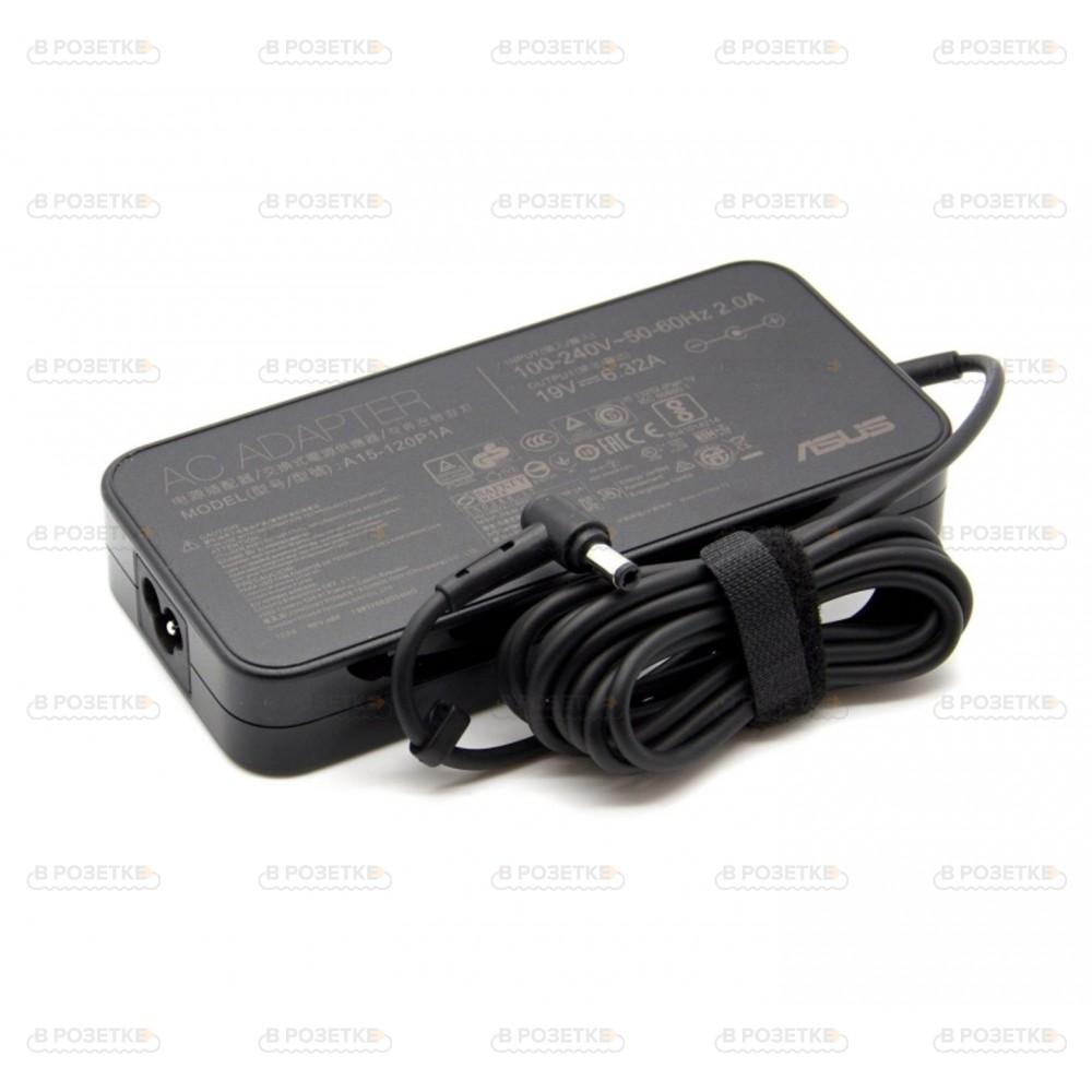 Блок питания для ноутбука Asus 19V 6.32A 120W (5.5x2.5) (Slim)