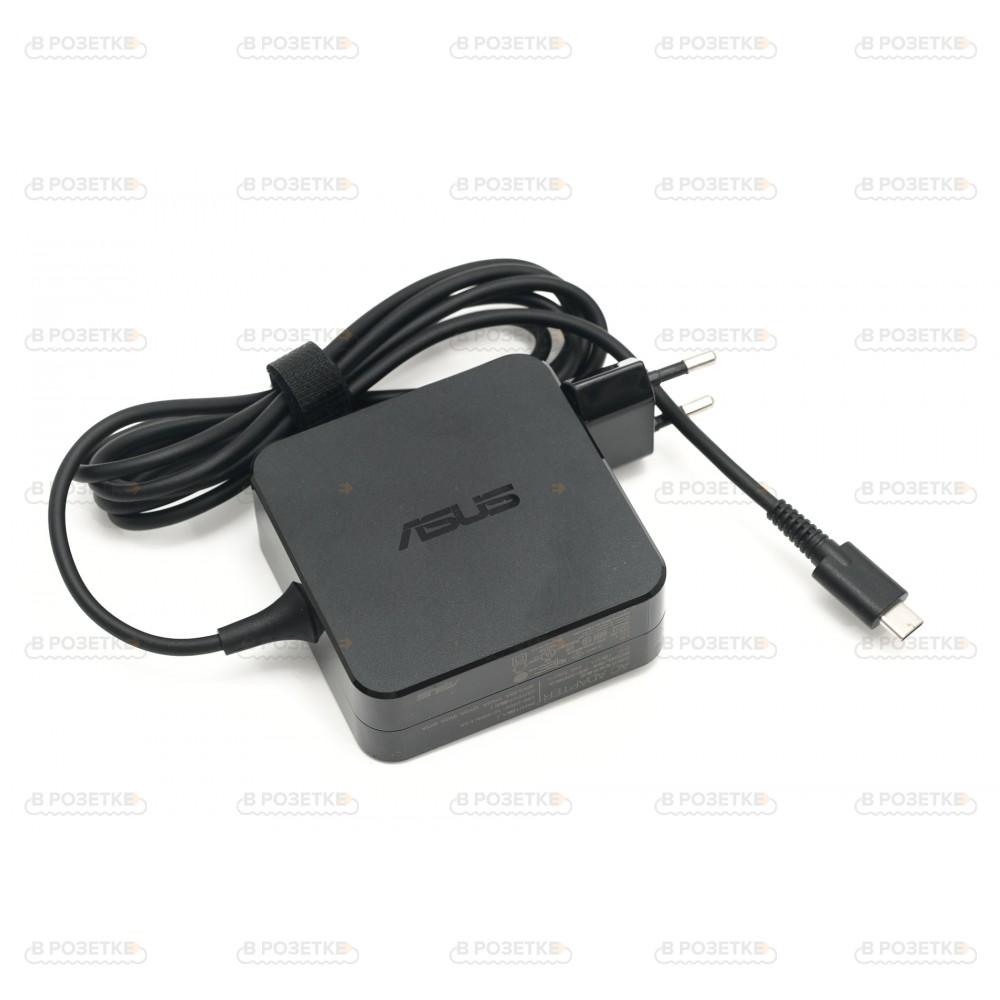 Блок питания для ноутбука Asus USB Type-C 65W