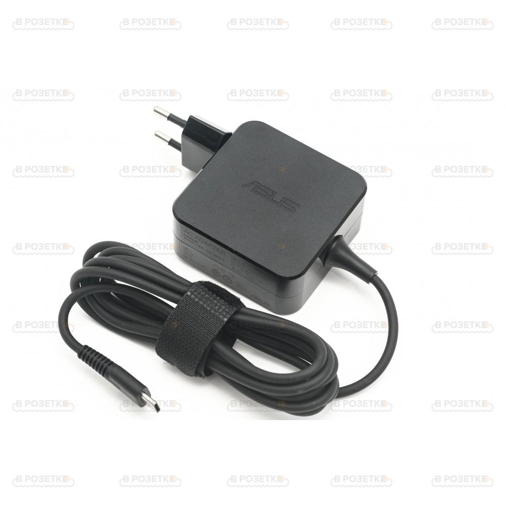 Блок питания для ноутбука Asus USB Type-C 45W