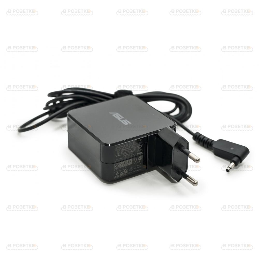 Блок питания для ноутбука Asus 19V 2.37A 45W  (3.0x1.1) (квадратный)