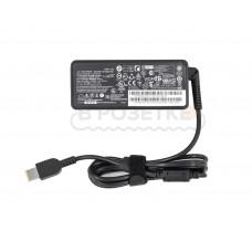 Зарядка (адаптер) для ноутбука Lenovo 20V 3.25A 65W (Прямоугольный разъем)