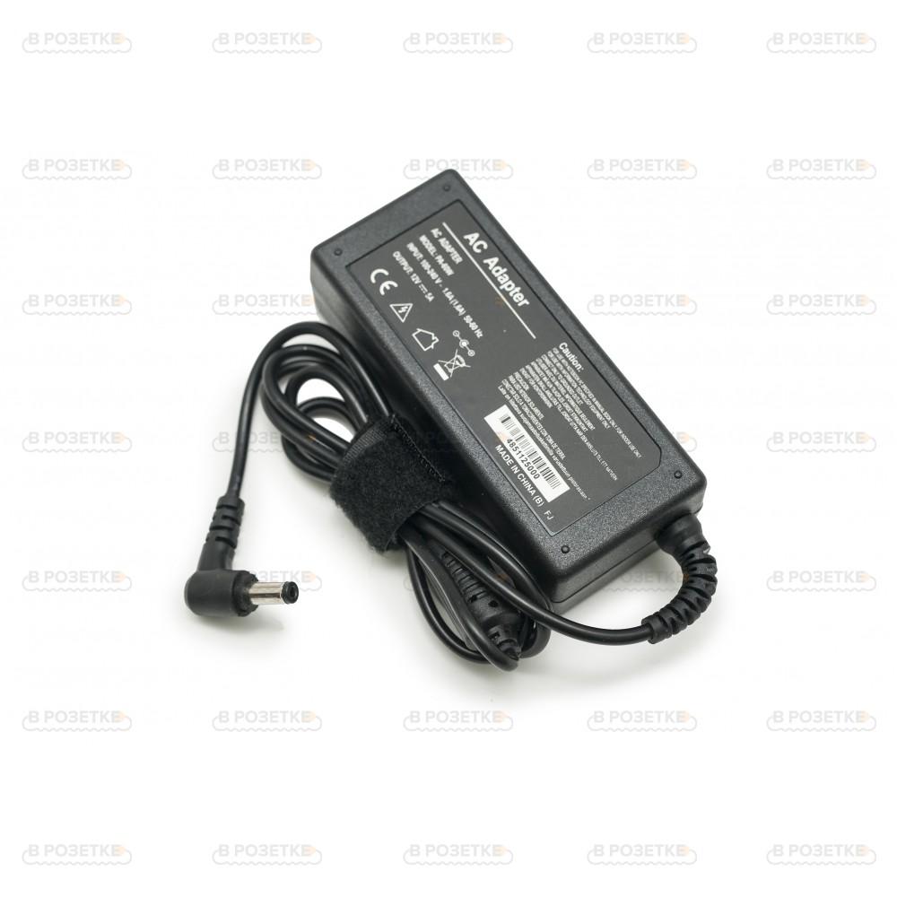 Адаптер блок питания для монитора 12V 5A 60W (5.5x2.5)