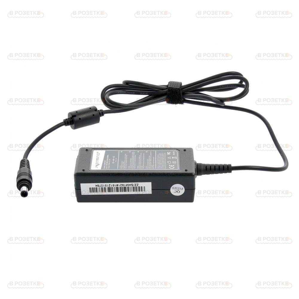 Зарядное устройство для ноутбука Samsung 19V 2.1A 40W  (5.5x3.0)