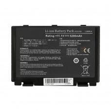 Аккумулятор A32-F82 для ноутбука Asus K40, K50, K70, F82, X5 (5200mAh) OEM
