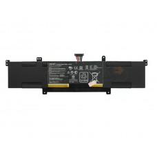 Аккумулятор (батарея) для ноутбука Asus VivoBook S301 модель C21N1309 (7.4v / 4965mAh)