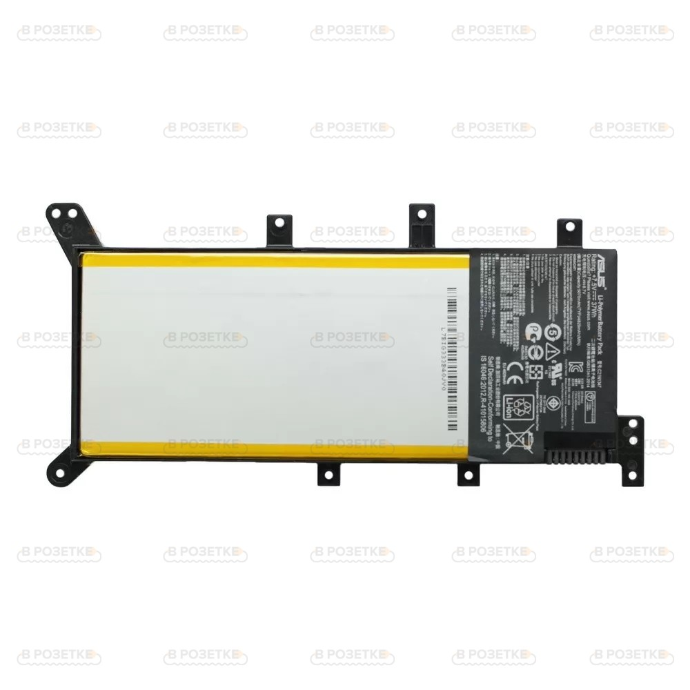 Аккумулятор C21N1347 для ноутбука Asus A555LD, F555L, K555LD, R556LD, X555LA (4775mAh)