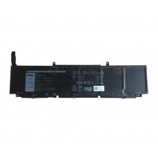 Аккумулятор XG4K6 для ноутбука Dell XPS 17 9700, Precision 5750 (97Wh)