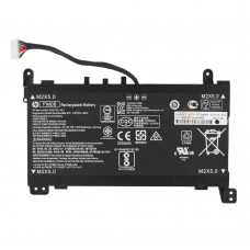 Аккумулятор FM08, HSTNN-LB8A для ноутбука HP Omen 17-an series (14.6v / 83.2Wh / 5700mAh) 12 pin