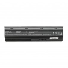 Аккумулятор MU06 для ноутбука HP Pavilion DM4, DV3-4000, DV6-3000, DV7-4000, G4-1000, G6, G7, CQ42, G42, G62, G72, 430, 630 (440mah) OEM