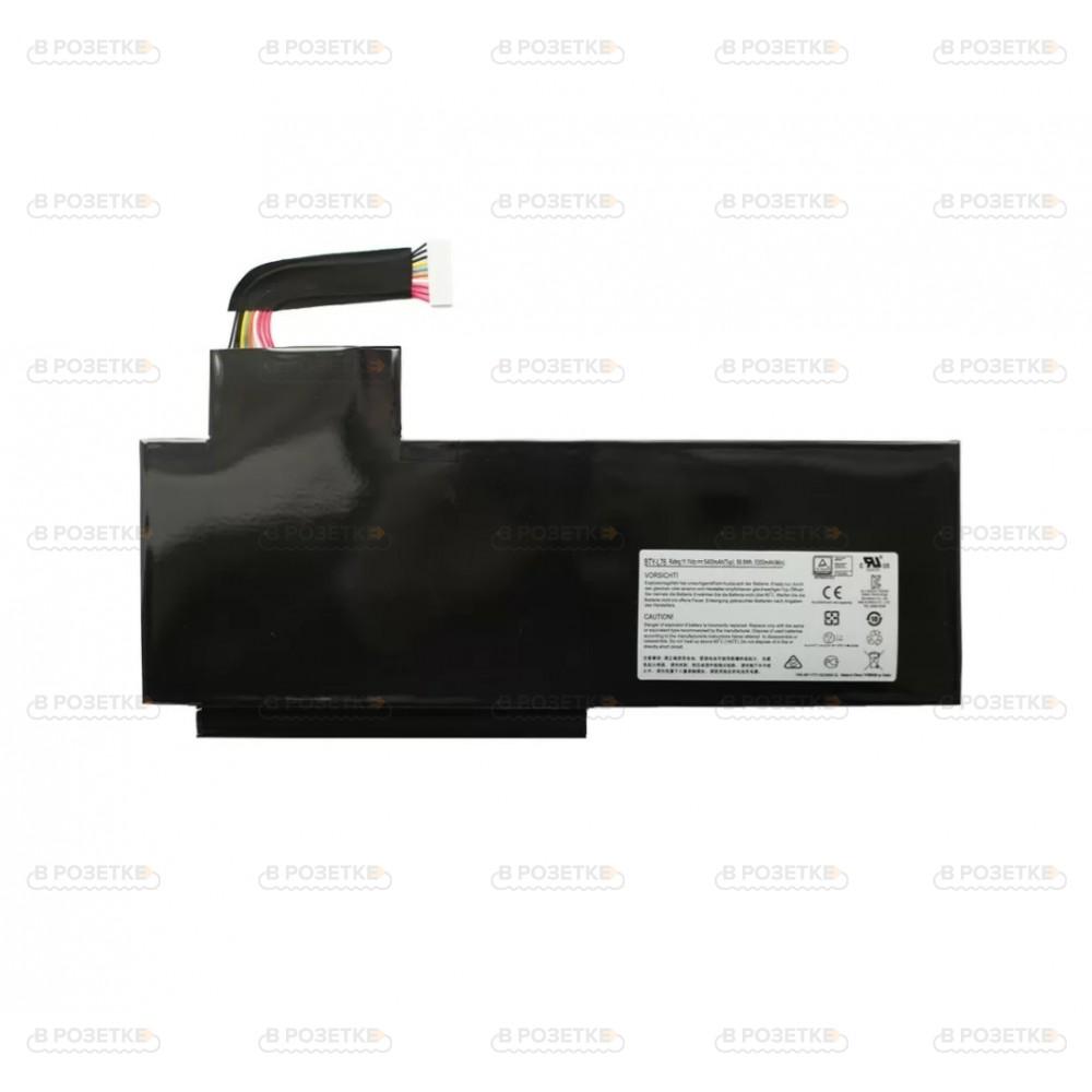 Аккумулятор для ноутбука MSI GS70 модель BTY-L76 (11.1v / 58.8Wh / 5400mAh)