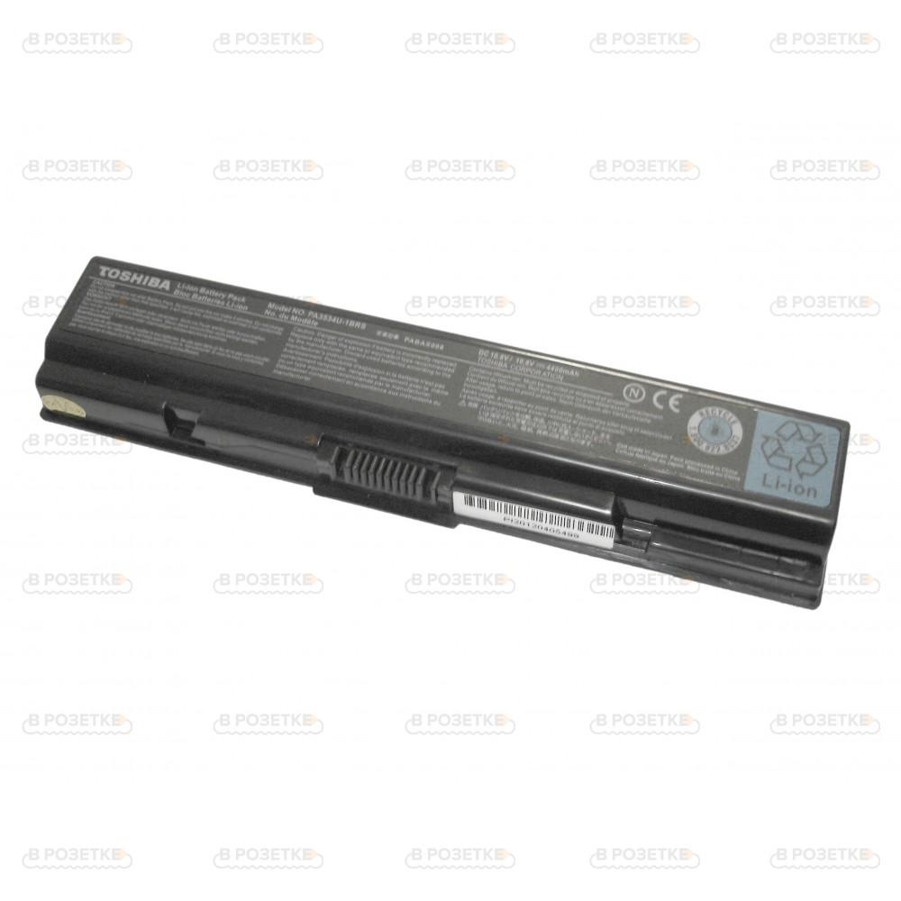 Аккумулятор для ноутбука Toshiba PA3534U-1BRS / PABAS098 (10.8v / 44Wh / 4000mAh)